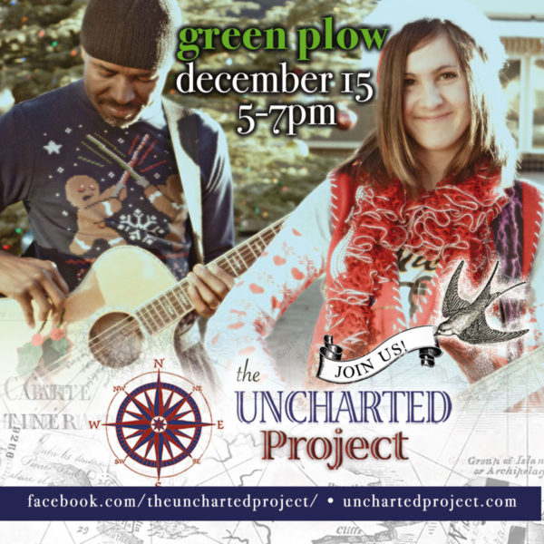 GREEN PLOW COFFEE • December 15 • 5pm-7pm
