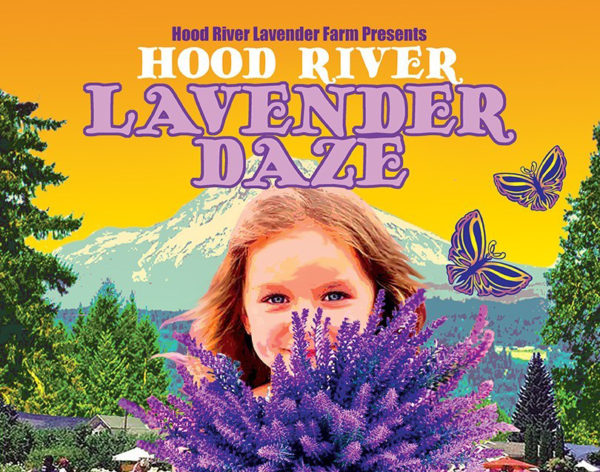 LAVENDER DAZE  • June 29, 2019 • 10am-12pm